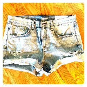 Women's, size 26, Rag & Bone Jean shorts